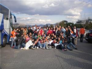 Acampada 2008