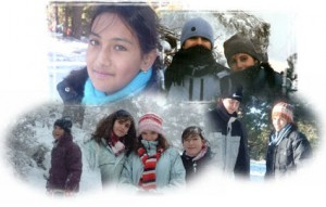 ¡Vente a la excursión a la nieve!