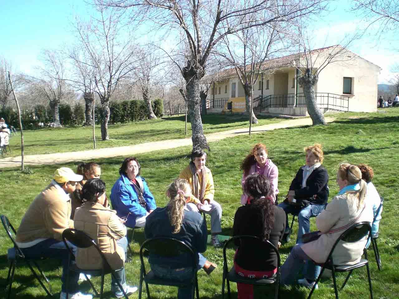 Grupos para dialogar